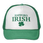 Camiseta irlandesa de encargo orgullosa de la ciud gorras de camionero