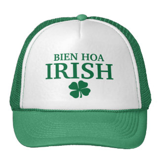 Camiseta irlandesa de encargo orgullosa de la ciud gorros bordados