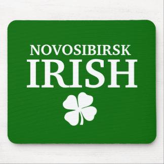 Camiseta irlandesa de encargo orgullosa de la ciud alfombrilla de ratones
