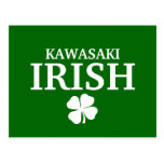 Camiseta irlandesa de encargo orgullosa de la ciud postal