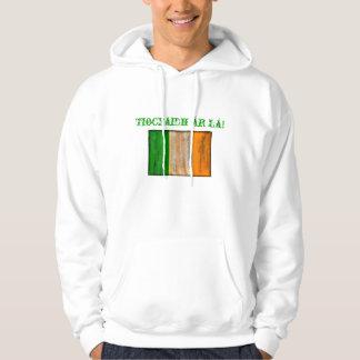 Camiseta irlandesa de la libertad sudadera