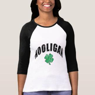Camiseta irlandesa del gamberro