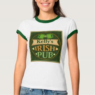 Camiseta irlandesa del Pub del día de St Patrick Remera