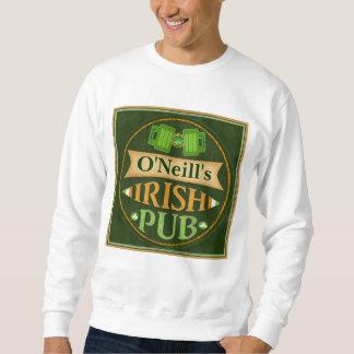 Camiseta irlandesa del Pub del día de St Patrick Suéter