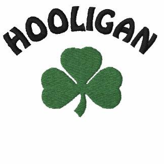 Camiseta irlandesa del verde del gamberro