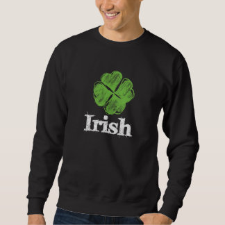 Camiseta irlandesa sudaderas encapuchadas