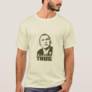 Camiseta izquierdista adulta del gamberro de Obama