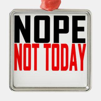 Camiseta JK.png de Nope no hoy Adornos De Navidad