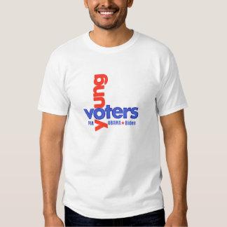 Camiseta JOVEN de los VOTANTES Playera
