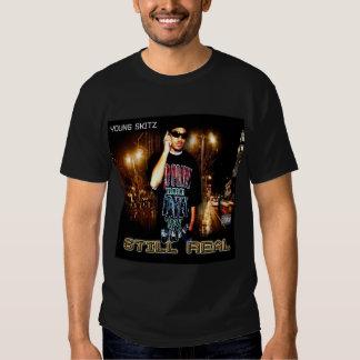 camiseta joven del skitz playera