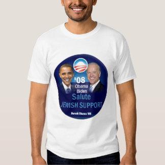 Camiseta JUDÍA del SALUDO Polera