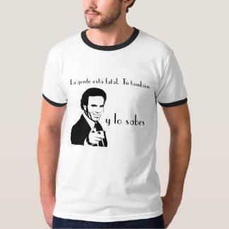 Camiseta Julio Iglesias