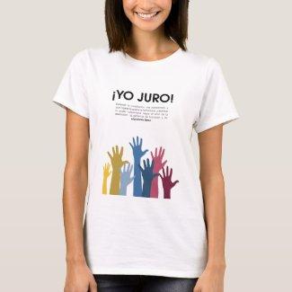 Camiseta Juramento por la Libertad