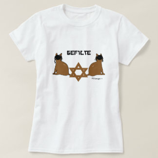 Camiseta kosher de Kats