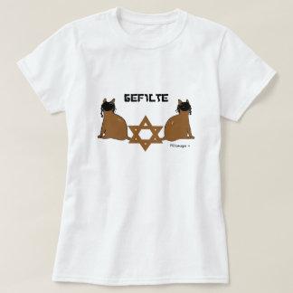 Camiseta kosher de Kats Poleras