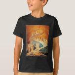 Camiseta: La escalera de Jacob - Guillermo Blake Poleras