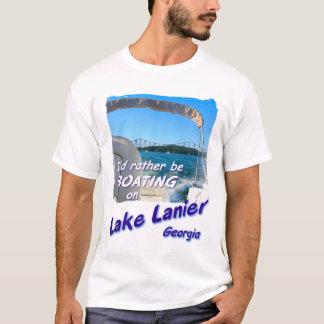 Camiseta - lago Lanier, Georgia: sea bastante
