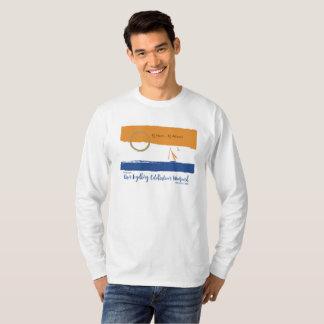 Camiseta larga 2016 de las mangas de los hombres