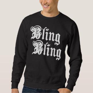 Camiseta larga de la manga de Bling Bling Jersey