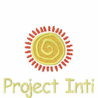 Camiseta larga de la manga de las mujeres del Inti