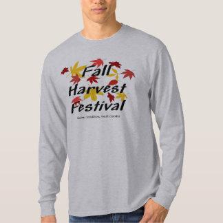 Camiseta larga de la manga de los hombres del camisas