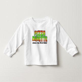 Camiseta larga de la manga del chica de Dudette de