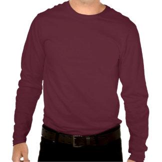 Camiseta larga de la manga del navidad religioso