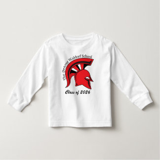 Camiseta larga de la manga del niño
