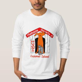 Camiseta larga de la manga HSCI