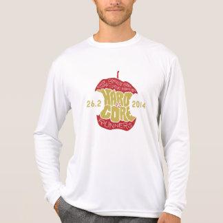 Camiseta larga de la tecnología de la manga de los