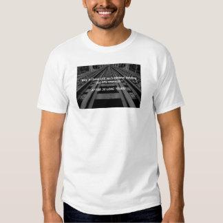 camiseta larga de los años db-30 playera