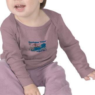 "Camiseta larga infantil de la manga de ""Irene"" del"