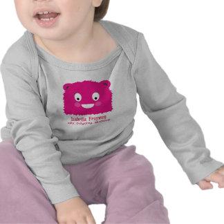 Camiseta larga infantil de la manga de Isabel