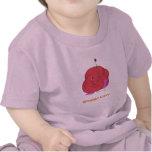Camiseta larga infantil de la manga de la margarit