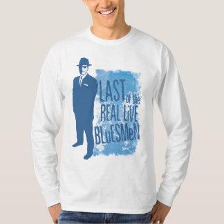 Camiseta larga para hombre de la manga poleras
