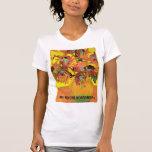 """Camiseta: Las """"flores de Miriam """""""