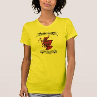 Camiseta libre Alba gaélica de Saor Escocia para s