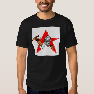 Camiseta libre de Palestina Playeras