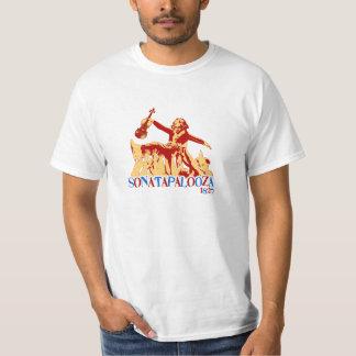 Camiseta ligera de Beethoven Sonatapalooza Playeras