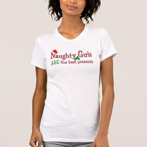 Camiseta ligera de los chicas traviesos