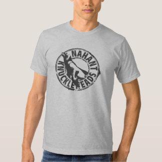 Camiseta ligera de los Knuckleheads de Nahant Playera