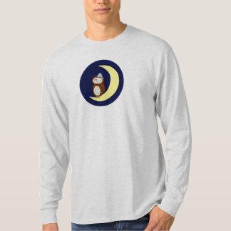 Camiseta ligera g/n del noctámbulo de la ceniza