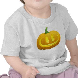 Camiseta linda de la Jack-o-linterna de Halloween