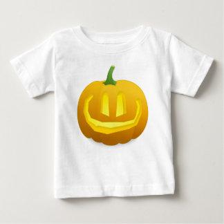 Camiseta linda de la Jack-o-linterna de Halloween Remera