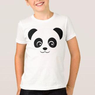 Camiseta linda de la panda