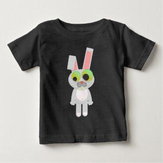 Camiseta LINDA del jersey de la multa del bebé del