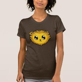 Camiseta linda del león de Lil