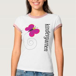 Camiseta linda del maestro de jardín de infancia camisas
