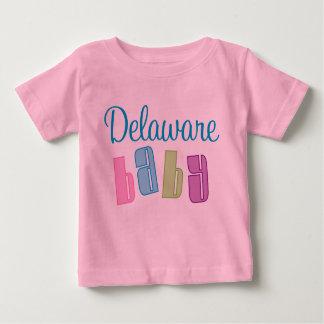 Camiseta linda del niño de Delaware