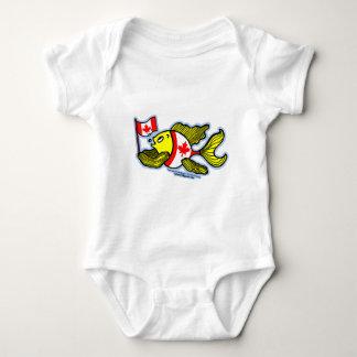 Camiseta linda divertida del dibujo animado de los remera